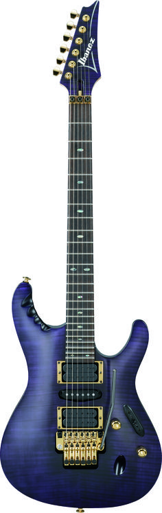 #Ibanez EGEN18TVF: When DragonForce guitarist Herman Li wanted a #guitar that could handle his otherworldly technique and musicality, both he and Ibanez knew it would take time to get everything just right. It took three years but we did get it more than right...these models are perfect for ultimate shredding.