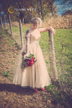 Picturesque Country Bride - Image by JNP