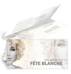 Fete Blanche Einladungskraten #feteblanche #feteblanchedekoration Flyer, Movies, Movie Posters, Invitation, Invitation Cards, Invitations, Poster, Templates, Round Round