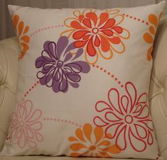 pillow/color combo
