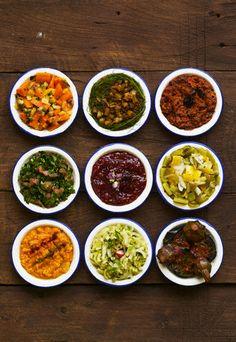 Salade Marocaine #Maroc #Morocco