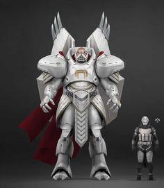 Ghaul from Destiny 2