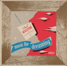 Paul Weston : Music for Dreaming