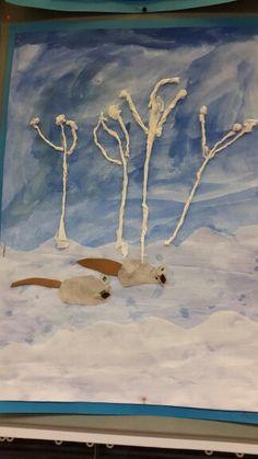 Talvi ja hiiret