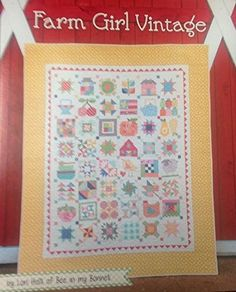 Amazon.com: Buying Choices: Farm Girl Vintage By Lori Holt of Bee in My Bonnet 2015 It's Sew Emma
