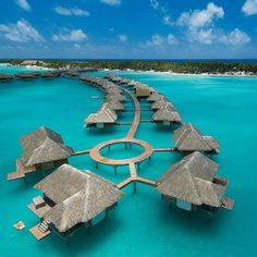 Four Seasons Hotel, Bora Bora