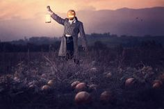 Trick or treat! by ChristopheMaclaren Trick Or Treat, Happy Halloween, Photo Galleries, Treats, Fictional Characters, Autumn, Facebook, Photos, Sweet Like Candy