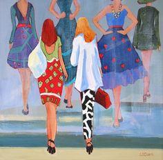 Artist Carolee Clark
