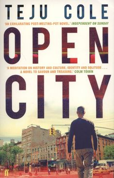 Open city by Teju Cole. Reading this book on holiday was a good thing. It's written in a descriptive style, which made it easy for me to read a little bit every day! Also, I learned a lot about New York through the walks and stories in the novel. 100 Best Books, Good Books, Books To Read, My Books, Reading Groups, Reading Lists, Reading Room, African Literature, Page Turner