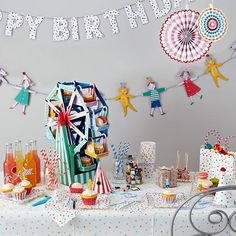 Toot Sweet Party Collection-land of nod