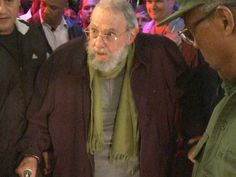 Guamá en Panamá: Fidel Castro critica a la OTAN, a EEUU y UE