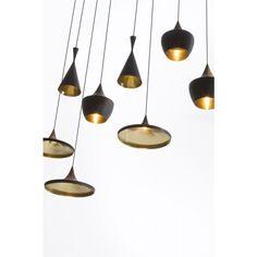 Trendfarben 2016 - Ochre Gold & Cherished Gold: Beat Light von Tim Dixon | online kaufen im stilwerk shop | ab € 416,-