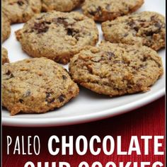 My New Obsession: Paleo Chocolate Chip Cookies | The Adventures of Z & K