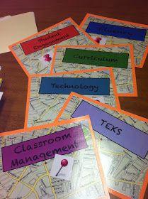 Principal Principles: Staff Development on Setting Goals: GPS Activity