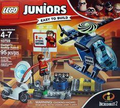Lego Disney Incredibles 2 Baby Jack Jack Minifigure  10761 Juniors  Rock  Bottle