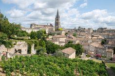 Route gourmande des vignobles du Bordelais