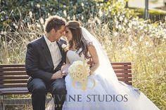 An intimate moment on their wedding day at the Tattersalls Club Wedding in Brisbane | divinestudios.com.au | brisbane wedding photographer | gold coast wedding photography | wedding sunshine coast | bride | groom | weddings Queensland | wedding dresses
