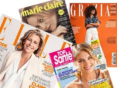 Les cadeaux avec les magazines de mai 2018