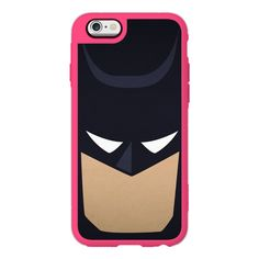 iPhone 7 Plus/7/6 Plus/6/5/5s/5c Case - Batman minimalistic ($40) ❤ liked on Polyvore featuring accessories, tech accessories, new standard iphone case, iphone cover case, iphone cases, apple iphone case and iphone hard case