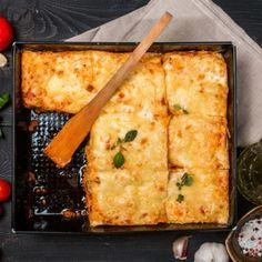 Three Cheese Brisket Lasagna