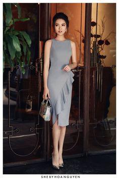 Dress cute elegant womens fashion 63 ideas for 2019 Simple Dresses, Elegant Dresses, Cute Dresses, Beautiful Dresses, Casual Dresses, Short Dresses, Fashion Dresses, Formal Dresses, Classy Outfits