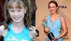 De estrela mirim a atriz premiada (Oscar, Globo de Ouro e SAG Awards já estão na prateleira, pela atuação em O Quarto de Jack): acompanhe...