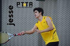 Philippine tennis coach player Jesse Perkins @theptta. info@theptta.com