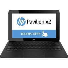 Intel Pentium N3510 2 GHz - Sparkling Black - 4 GB RAM - 64 GB SSD - Windows 8 64-bit - Hybrid - 1366 x 768 Multi-touch Screen Display (LED Backlight) - Bluetooth