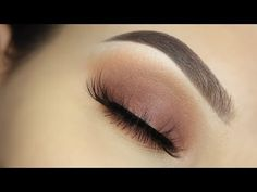 Rose Champagne MakeUp Tutorial | Valentine's Day MakeUp | Shonagh Scott | ShowMe MakeUp - YouTube