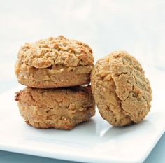 I Breathe... I'm Hungry...: Low Carb Peanut Butter Sandwich Cookies