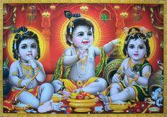 Yashoda Krishna, Bal Krishna, Shree Krishna, Gods And Goddesses, Lord, Princess Zelda, Prints, Baby, Poster