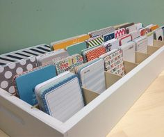 Journaling Card Caddy - Ultimate