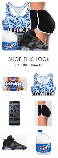 """"""""""" by jjaylaspin ❤ liked on Polyvore featuring NIKE"""