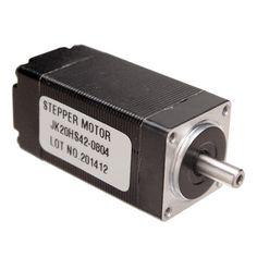 JKM NEMA8 1.8°20 Hybrid Stepper Motor Two Phase 42mm 300g.cm 0.8A