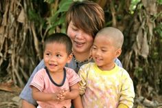 Kru Nam is an amazing abolitionist who is creating real change in Northern Thailand!