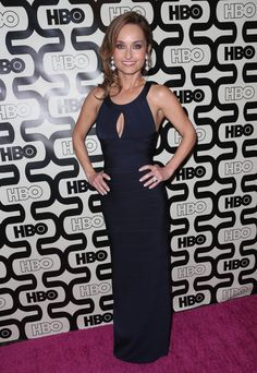 Food Network's Giada de Laurentiis Looks Flawless in Herve Leger by Max Azria at 2013 Golden Globe After-Parties on http://www.shockya.com/news