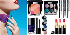 Sunrise, la collezione make up di Chanel primavera 2016