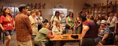 2013 PNW Mouse Treks Tour - Walt Disney Studios Archives