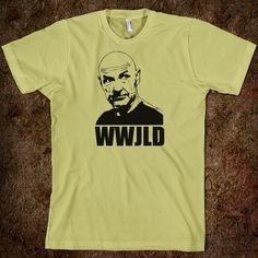 What Would John Locke Do?  Organic T-Shirt