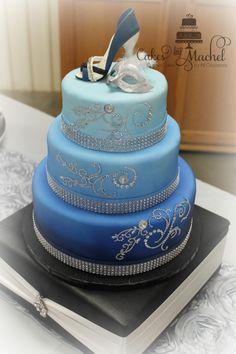 Tiffany Blue Sweet 16 Cake Ideas Cumple De 15 Idee Torta Torte