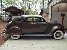1934 Chrysler CY Airflow Sedan