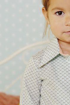 Toertjes&pateekes: pyjama Theo-patroon