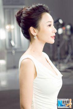 Chinese actress Liu Yan