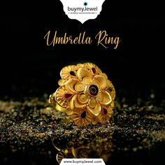 Antique Jewellery Designs, Gold Ring Designs, Gold Earrings Designs, Gold Jewellery Design, Gold Rings Jewelry, Jewelery, Gold Mangalsutra Designs, Stylish Jewelry, Cotton Suit
