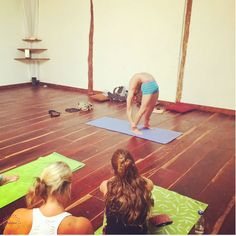 #yogastory Day 15: Danton, World Youth Yoga Champion, demonstrates the lessons he's learned from Esak Garcia and Mary Jarvis. Learn with us: www.evolationyoga.com #yoga #love #hotyoga #learn #yogateachertraining #travel #jungle #mexico #beauty #happy  #tulum