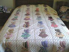 Sun bonnet sue quilt patterns free   Thread: Look Mom, No Hands! Sunbonnet Sue Estate Sale Find
