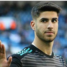 #uefachampionsleague #marcoasensio20 #HalaMadrid… Equipe Real Madrid, Real Madrid Players, Isco, I Work Hard, Back Off, Sports Stars, Uefa Champions League, Club, Haircuts For Men