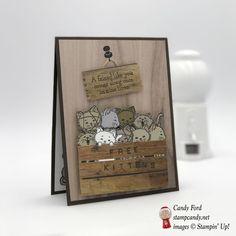 Sneak Peek: Wood Crate Framelits & Wood Textures DSP