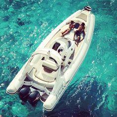 Perfekt Rib Boat in Ibiza #boatim #rib #ribboat #outboardmotor #outboardboat #jokerboat #motorboat #boat #summer #ocean #instaboat #instayacht #mediterranean #ibiza #ibizalife - Thanks for Following @boatim