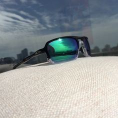 oakley frogskins size chart 04wn  Oakley Triggerman Polished Black lente Jade iridium  http://wwwchilelentescl